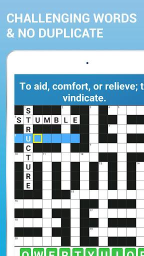 Crossword Puzzle Free Classic Word Game Offline screenshots 10