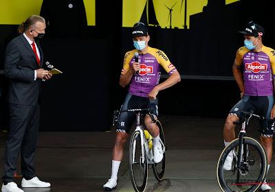 """Mathieu van der Poel is ambitieus voor de start van de Tour de France: """"Unieke mogelijkheid om meteen geel te pakken in mijn eerste Tour"""""""