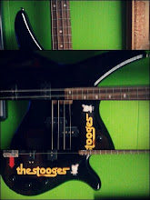 Photo: My bass