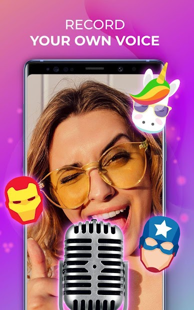 Funny Voice Changer [New] Android App Screenshot
