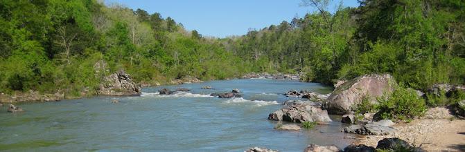 Photo: Cossatot River