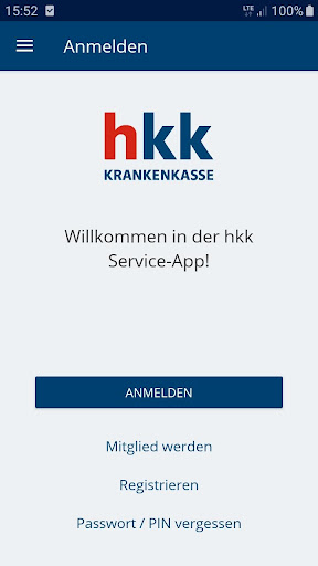 hkk Service-App screenshot 1