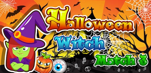 Spooky Halloween Match 3 Puzzle for PC
