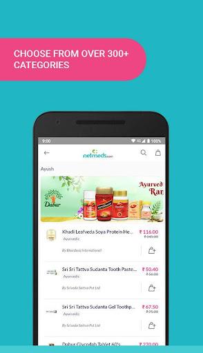 Netmeds - India's Trusted Online Pharmacy App screenshot 8