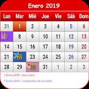Argentina Calendario 2019