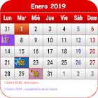 Argentina Calendario 2019 icon