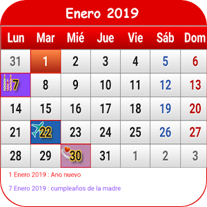 Calendario Per Pc.Argentina Calendario 2019 For Pc Windows Mac