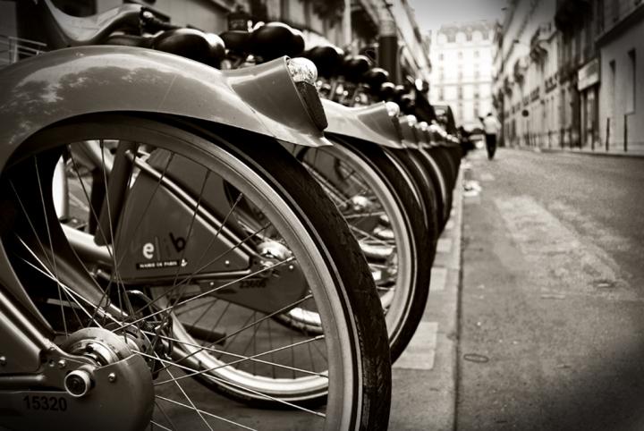 Tour the France...o Paris... di Daniac