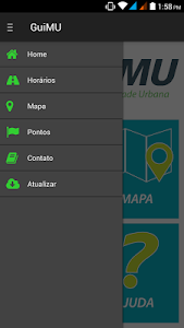 GuiMU - Guia Mobilidade Urbana screenshot 1