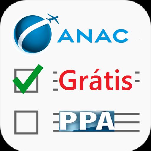 Simulados BANCA para ANAC - PPA - Grátis