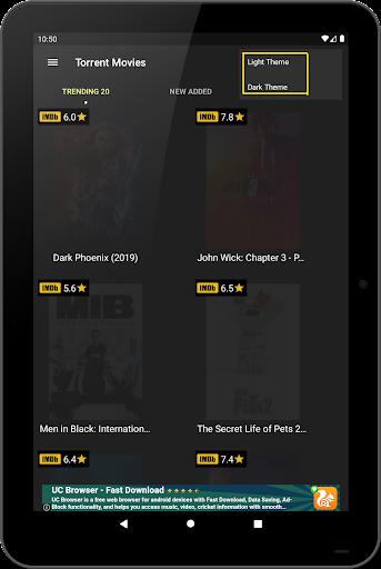 Torrent Movies 1.2.3 screenshots 18