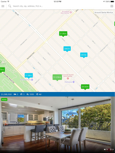 Real Estate of Luxury screenshot 7