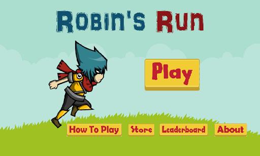 Robin's Run