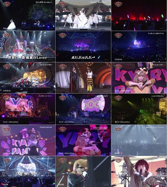 (TV-Music)(1080i) 乃木坂46 – 日テレ HALLOWEEN LIVE 2015 151203