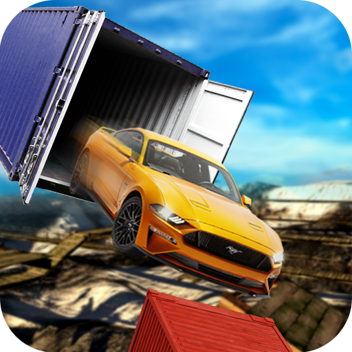 Extreme Car Stunts on Impossible Tracks Driver Sim