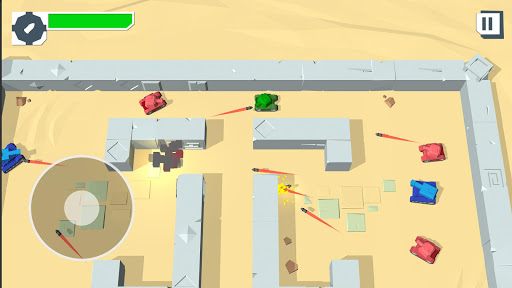 Stickman Tank 1.1.3 screenshots 1
