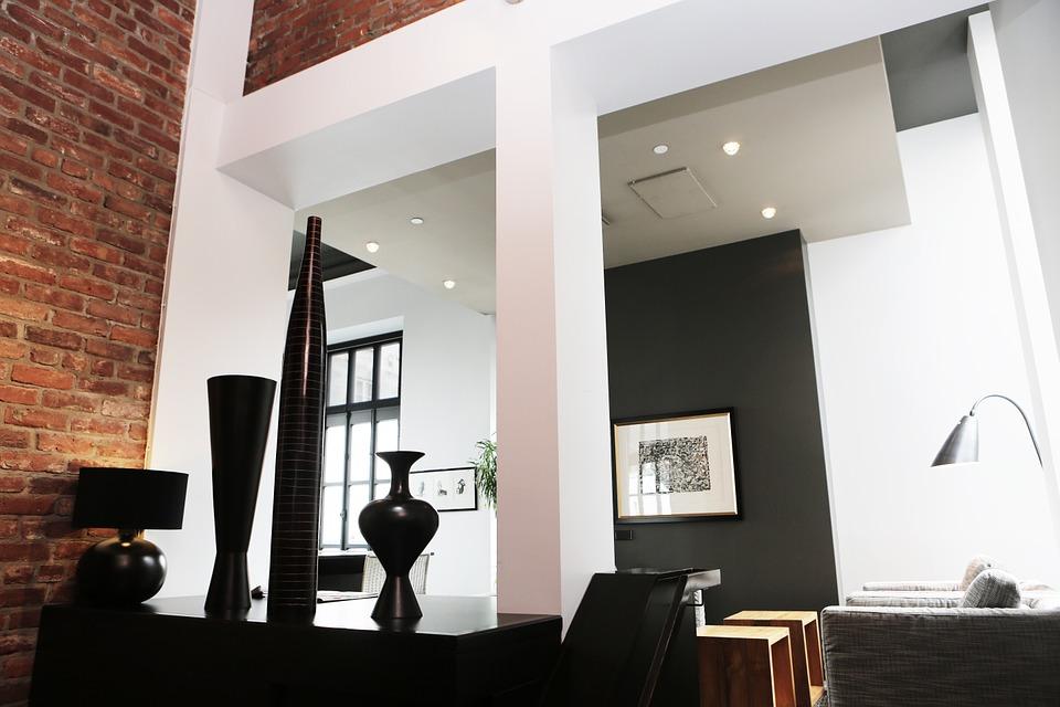 loft interior space