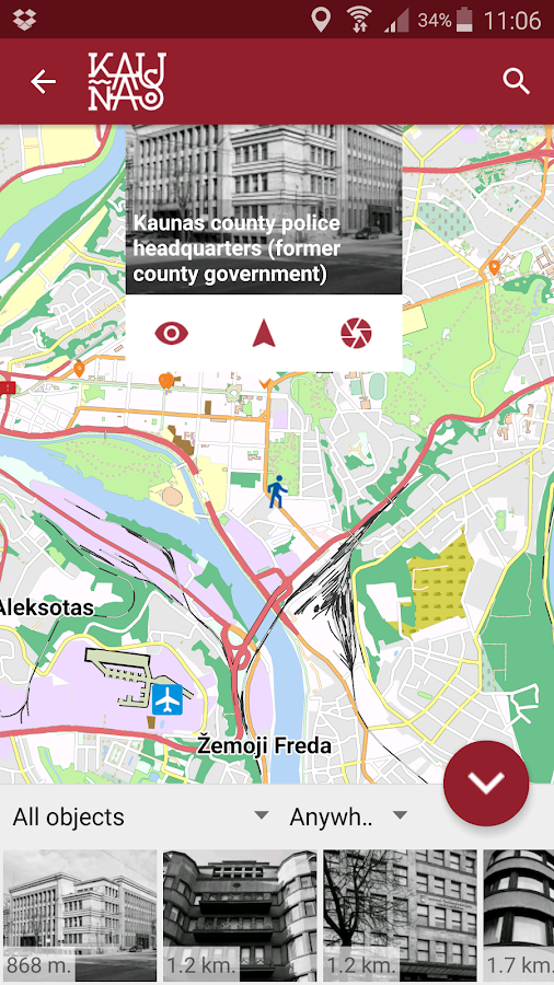 Kaunas of 1919-1940- screenshot