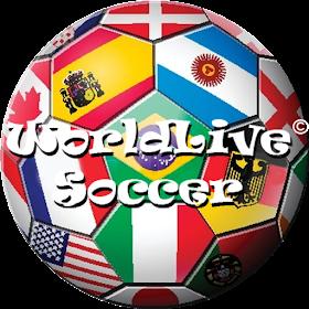 Мир живой футбол