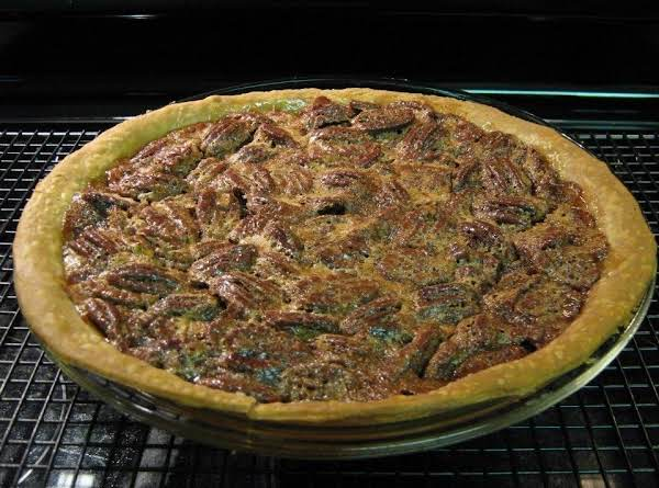 Ella's Pecan Pie Recipe