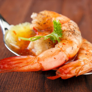Spicy Boiled Old Bay Shrimp
