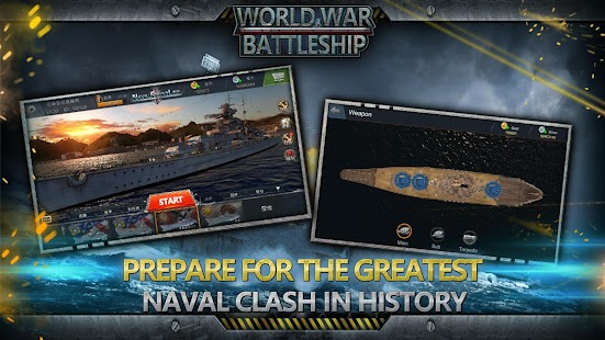 World War: Battleship- screenshot thumbnail