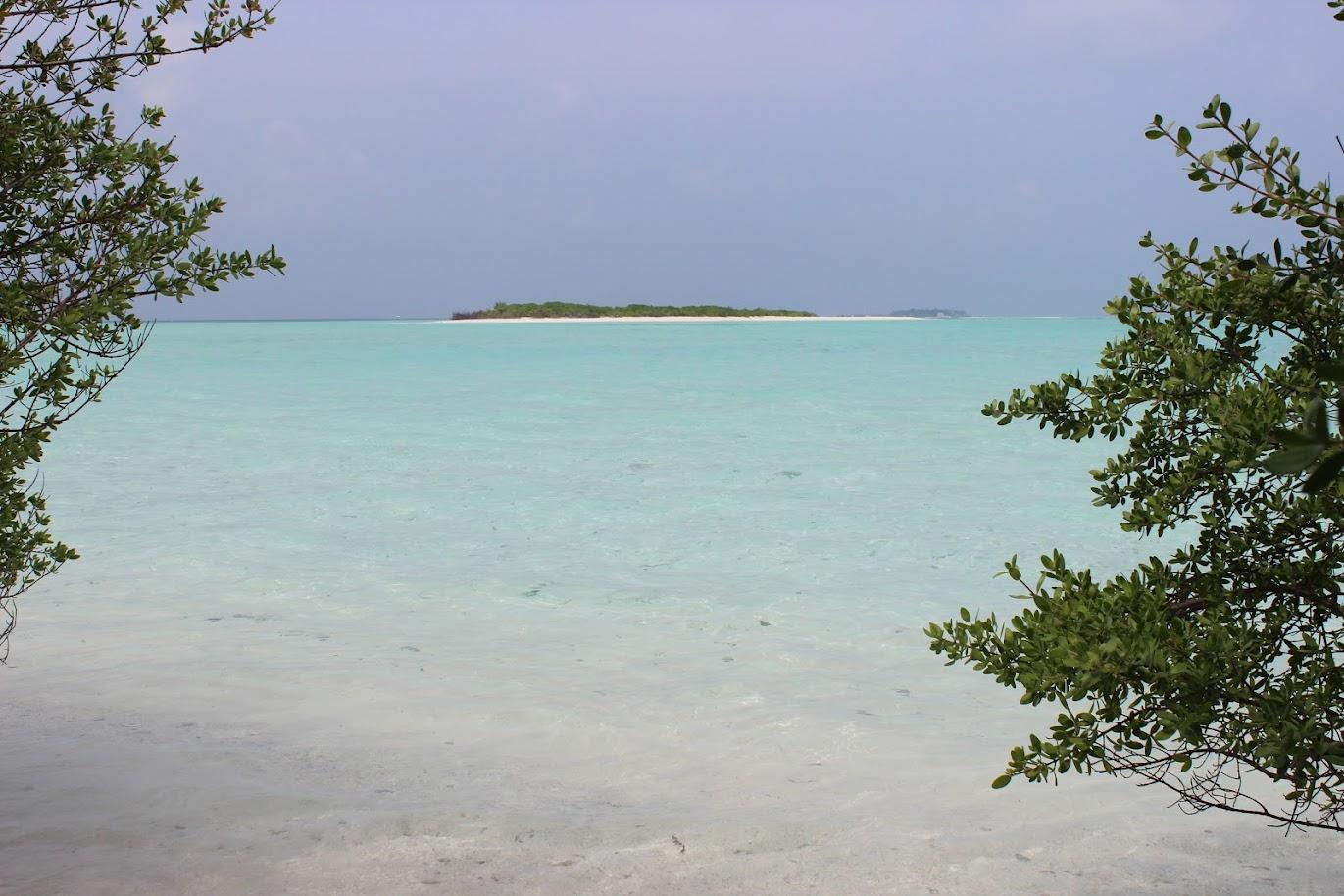 Мальдивы остров Madivaru Finolhu
