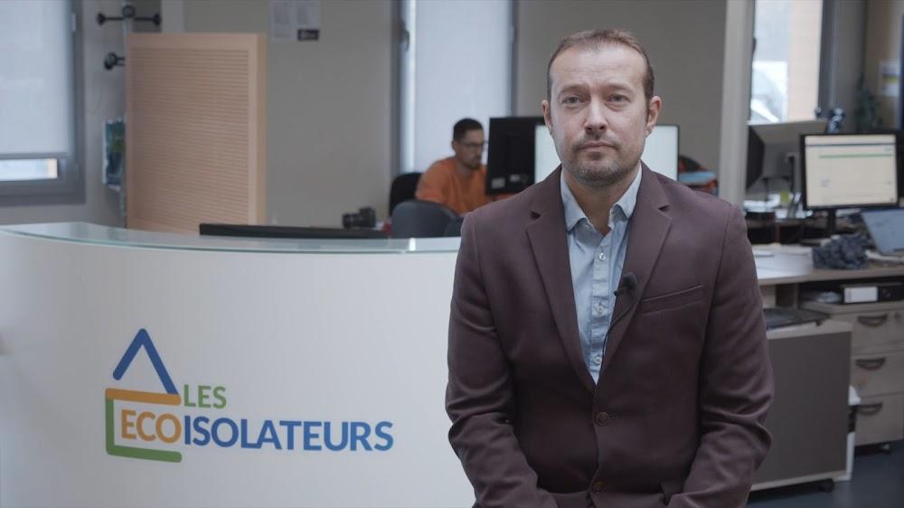 Sébastien, Directeur d'agence