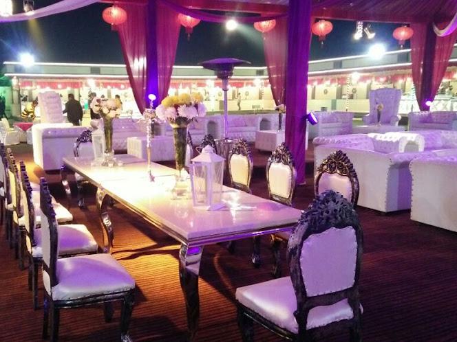 Grand Opera Resort Meerut Incendiary Wedding Day Among Unique Scenery
