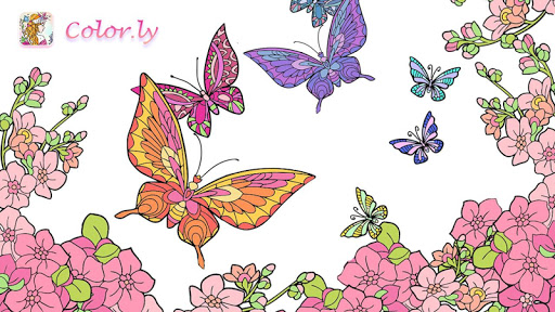 Color.ly - Number Draw, Color by Number  Wallpaper 15