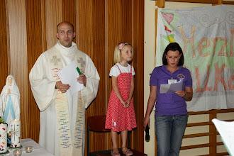 Photo: Gottesdienst mit Kaplan Christian Adams