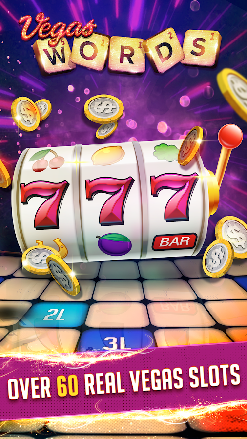 Vegas Words – Downtown Slots & Word Puzzle- screenshot