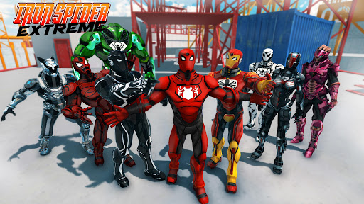Iron Spider Extreme modavailable screenshots 1