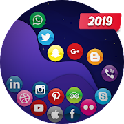 Icon Rolling Live Wallpaper 2019