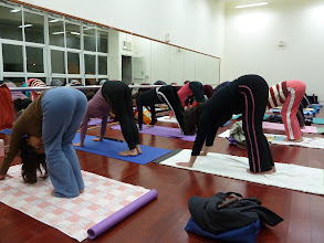 Photo: 20110330健康活力瑜珈004