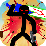 Stickman Slayer Icon