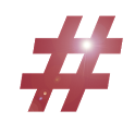 HashPost for Twitter - Free icon