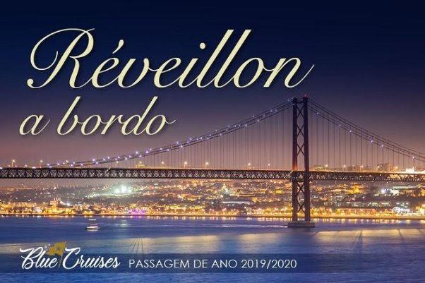 Réveillon 2019-2020 em Lisboa