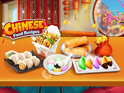 Chinese food make yummy chinese new year foods android apps on screenshot thumbnail chinese food make yummy chinese new year foods forumfinder Images