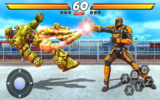 Grand Robot Ring Battle: Robot Fighting Games apkmr screenshots 9
