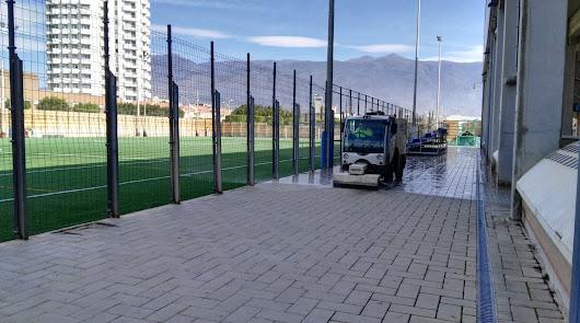 Desinfección y puesta a punto de las instalaciones deportivas