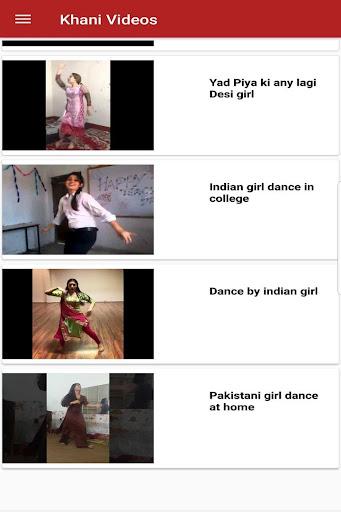 Khani Videos 1.0 screenshots 1