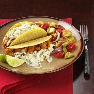 Southwest Fish Tacos.