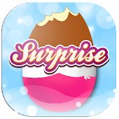 Surprise Eggs - Toys for Kids