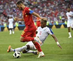 """Demba Ba couvre Hazard d'éloges : """"Je n'en ai pas vu beaucoup comme lui"""""""