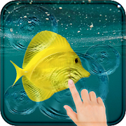 Fish Live Wallpaper: Magic Touch Effect APK