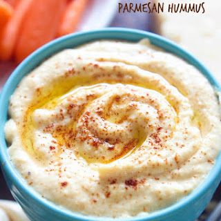 Parmesan Garlic Hummus Recipes