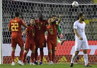 """Hazard en co klopten Zwitserland op de valreep: """"We zullen niet elke keer met 4 à 5 goals verschil winnen"""""""