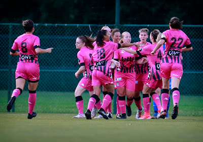 Super League: un bon point pour Charleroi, la bonne affaire pour les Gent Ladies
