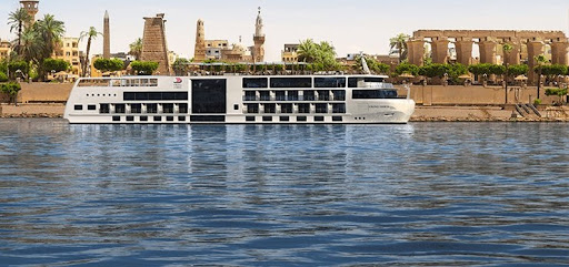 Viking_Osiris.jpg - Viking Osiris is a brand new vessel, the most upscale ship in Egypt and specifically built to navigate the Nile.